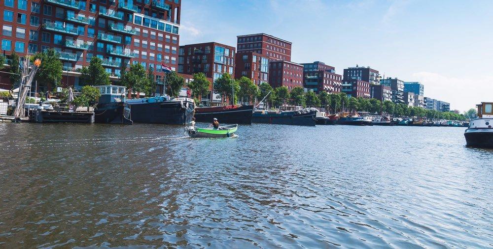 elektrisch varen amsterdam