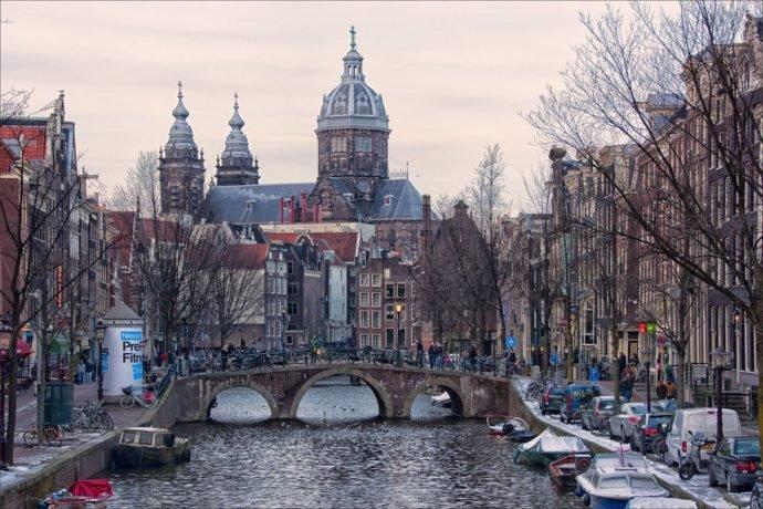 Duurzaam dagje Amsterdam